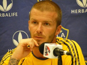 Beckham looks to be on the move again this winter. (R. Epperley for WVHooligan.com)
