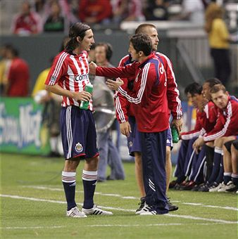 A change is coming to Chivas USA as Preki is set to leave the club. (Getty Images)