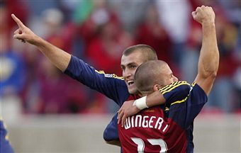 RSL made it to MLS Cup this year, but who will they protect for another run in 2010? (Getty Images)