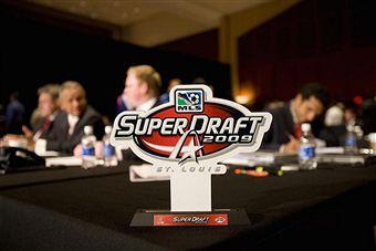 2009 MLS SuperDraft (Getty Images)