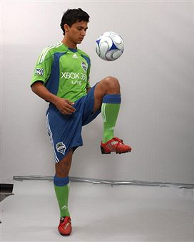 Fredy Montero brings a lot of hype and skill to the table for Seattle. (Getty Images)