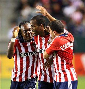 Chivas keeps rolling...but for how long? (Getty Images)