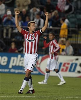 Jesse Marsch and Chivas USA continue to roll. (Getty Images)