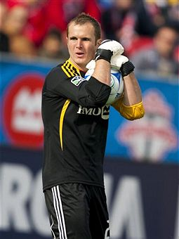 Stefan Frei has proven to be one of the better picks in the 2009 draft. (Getty Images)