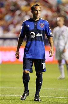 Some didn't like the All-Star jerseys but AT&T is a mega sponsor. (Getty Images)