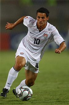 Dilly Duka may be a guy we need to start getting use to seeing with the national team. (Getty Images)