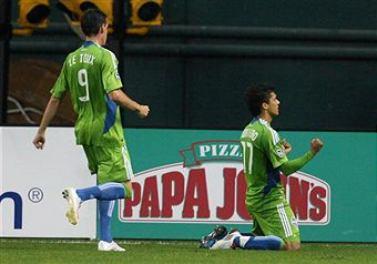 Seattle needs another big game out of Fredy Montero this weekend. (Getty Images)
