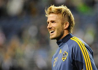 David Beckham will be a club owner in the near future. (Getty Images)