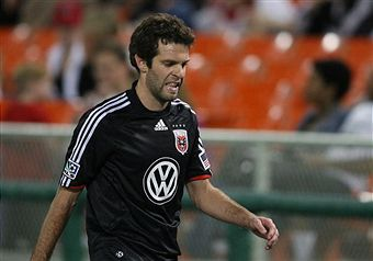 2009 was a rough season for Ben Olsen and DC United. (Getty Images)