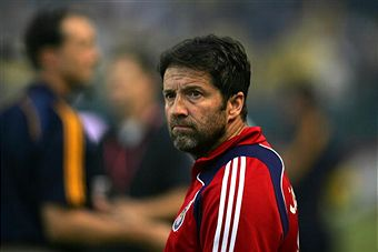 Preki is headed north to Toronto FC. (Getty Images)