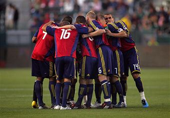 RSL will look for the first MLS Cup title. (Getty Images)