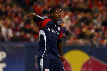 Shalrie Joseph lead the way for the Revs in 2009. (Getty Images)