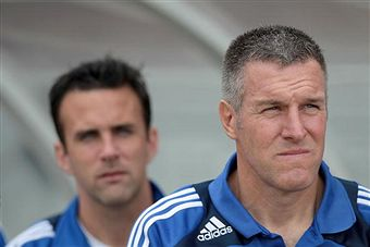 Peter Vermes is now the head coach of the Kansas City Wizards. (Getty Images)