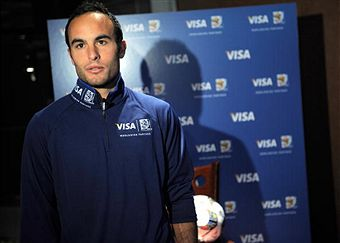 Could we see Landon Donovan in the EPL next month?