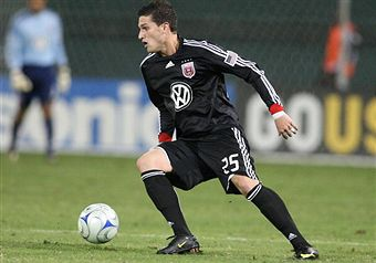 Santino Quaranta may be a bigger factor for D.C. United in 2010. (Getty Images)