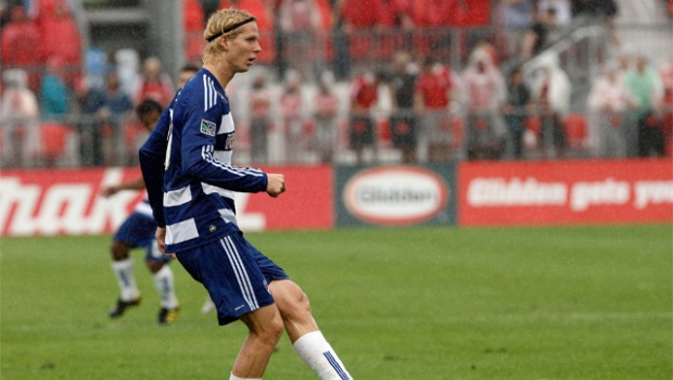 Brek Shea gets a call up for the US National Team. (Getty Images)