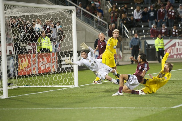 Colorado Rapids v. Columbus