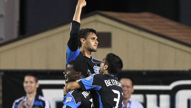 Can anyone slow down Chris Wondolowski? (Getty Images)