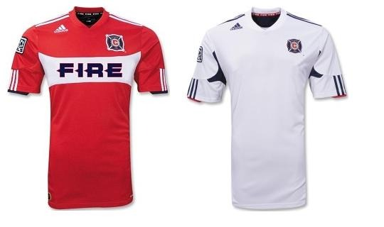 76cf89c65 Chicago Fire  They lost Best Buy as the sponsor for their kits and now they  look rather blah to me