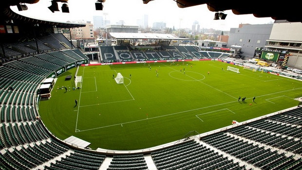 JELD-WEN Field should be packed for two games this week.
