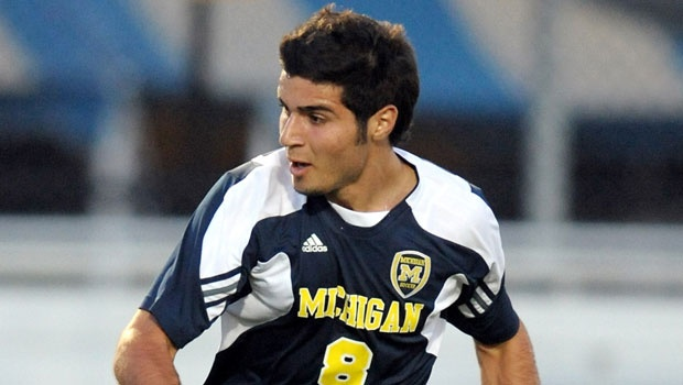 Soony Saad signs with MLS.