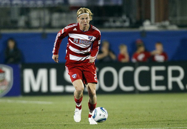 Brek Shea won my MVP vote.  (Getty Images)