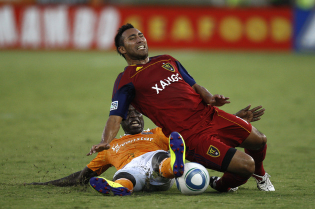 Arturo Alvarez was picked up by Chivas USA. (Getty Images)