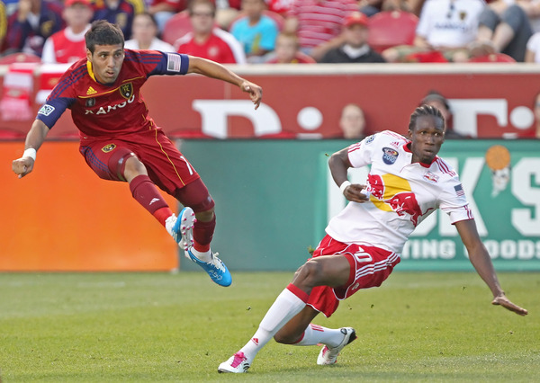 Javier Morales is back to lead RSL into a big 2012 campaign. (Getty Images)