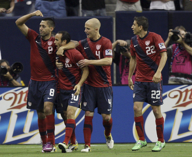 USMNT will face Italy next week. (Getty Images)