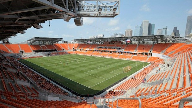 Another amazing stadium opens this weekend. (Wilf Thorne / Houston Dynamo)