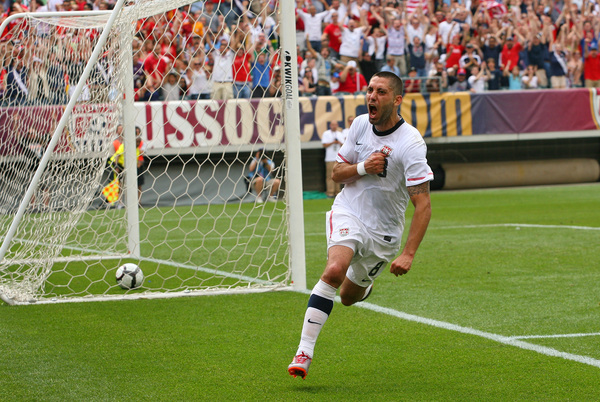 Clint Dempsey headlines the early roster for the US. (Getty Images)