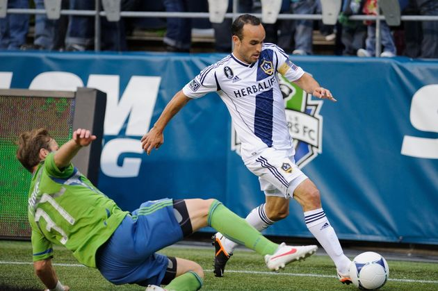 It will be just a little while longer for LA fans to see Landon Donovan. (Getty Images)