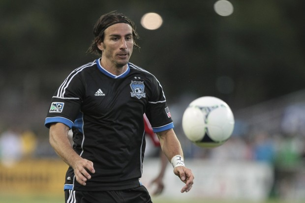 Alan Gordon was the biggest surprise in Klinsmann's roster announcement. (Getty Images)
