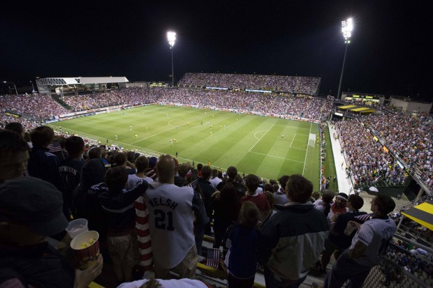 There is no need to move the Mexico game from Crew Stadium. (Getty Images)