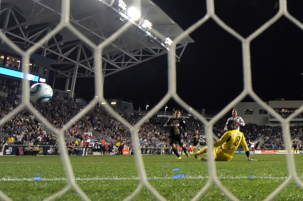 New York hopes to avoid a collapse at PPL Park against the Union. (Getty Images)