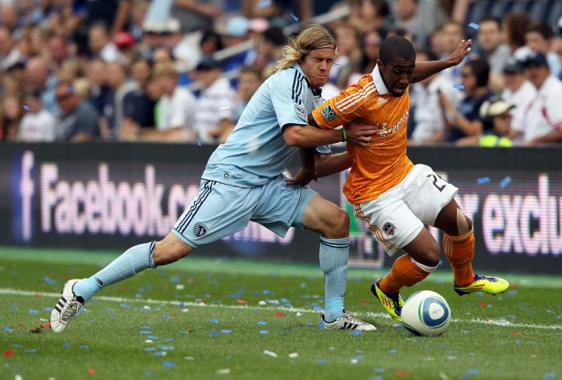Can Sporting KC battle back against Houston? (Getty Images)