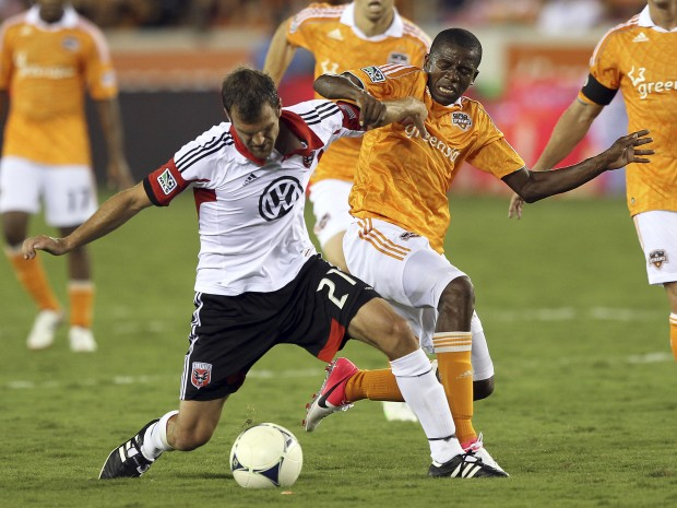 The Dynamo hope to advance past D.C. to their second straight MLS Cup. (Getty Images)