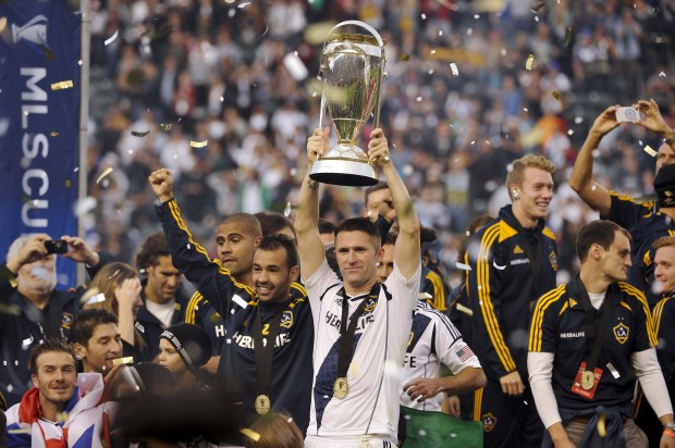 Can LA defend their title and earn a third straight MLS Cup? (Getty Images)