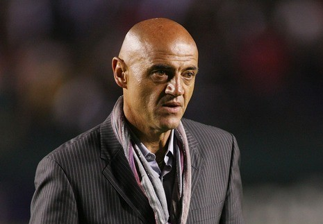 Jose Luis Sanchez Sola join Chivas USA as their next head coach. (Getty Images)