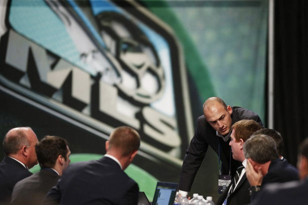 After all the wheeling and dealing, who came away with the best draft? (Getty Images)