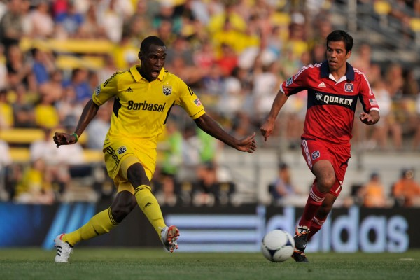 Chicago Fire v Columbus Crew