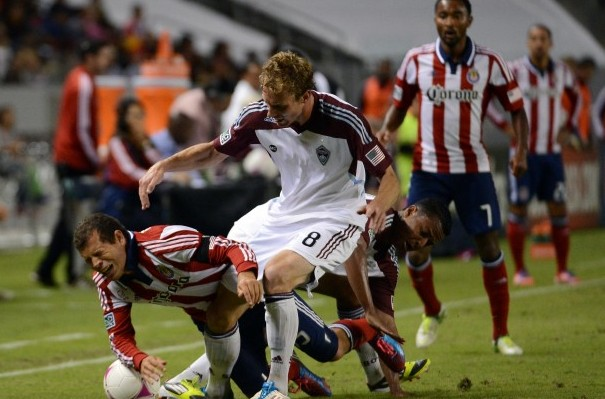 Colorado and Chivas still have holes to fill and questions to answer. (Getty Images)