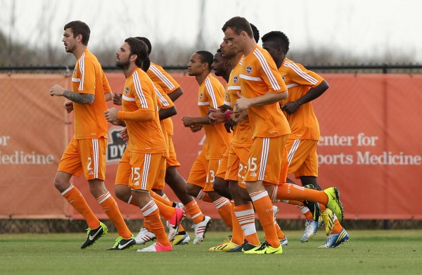The Dynamo hope to get back to another MLS Cup this year. (Troy Taormina-USA TODAY Sports)
