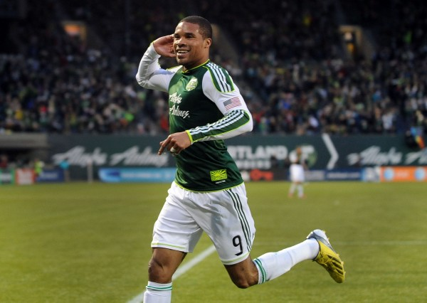 Can Ryan Johnson put the Timbers over the top in 2013? (Photo by Steve Dykes/Getty Images)