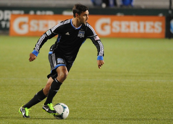 Can San Jose win the Supporters' Shield again? (Photo by Steve Dykes/Getty Images)