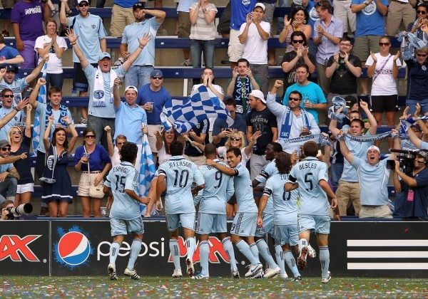 Sporting KC hopes to keep their hold on the Eastern Conference in 2013.