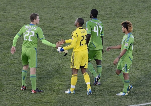 Can Seattle win the Western Conference in 2013? (Photo by Jennifer Stewart/Getty Images)