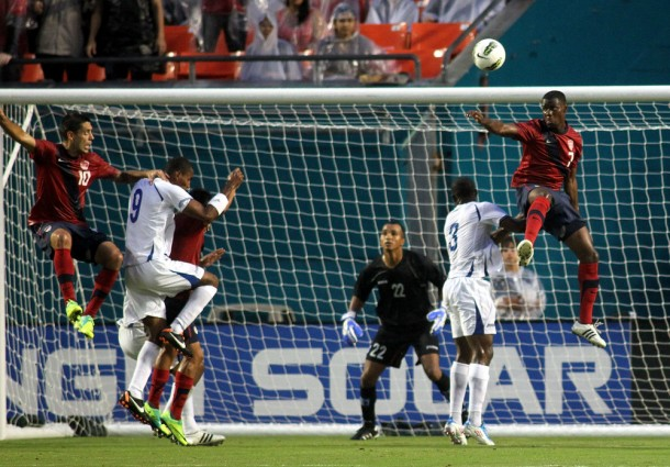 US has a big battle in Honduras today. (Getty Images)