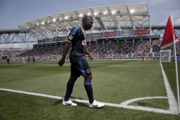Freddy Adu ends his second chapter in MLS. (Joe Camporeale-US PRESSWIRE)