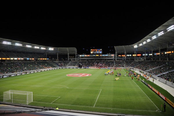 Attendance like this is a big cause for concern with Chivas USA. (Kelvin Kuo-USA TODAY Sports)